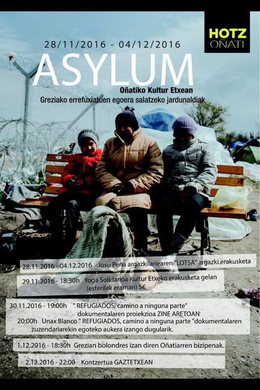 """Seman """"Asylum"""""""