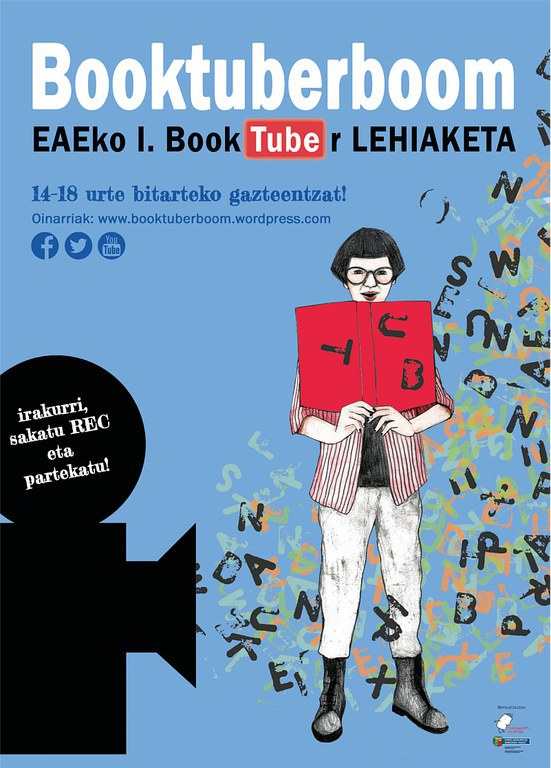Finaliza el concurso Booktuberboom