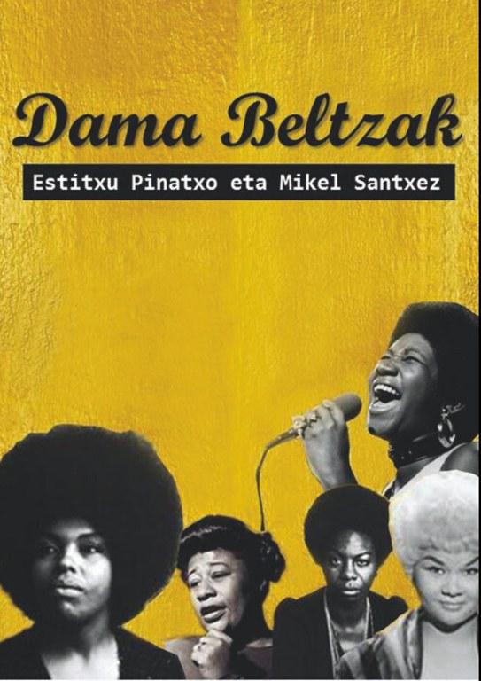 Dama Beltzak, concierto