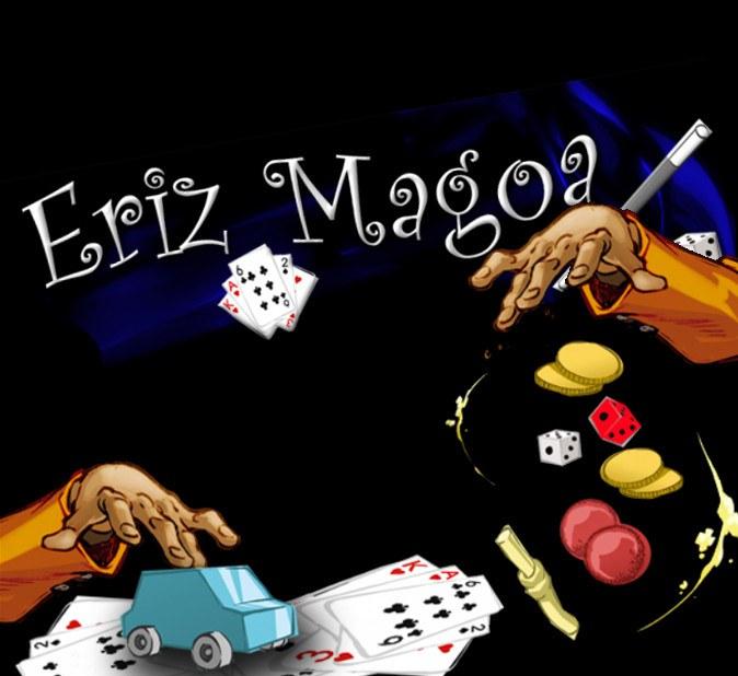 Espectáculo de magia de ERIZ MAGOA