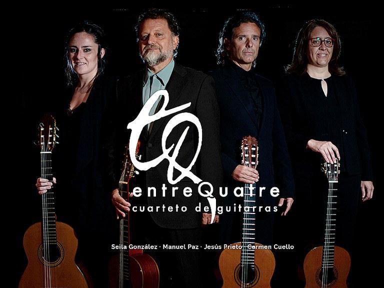 "Musikegunak: ""Entrequatre"""