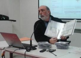 Conferencia de Paco Etxeberria sobre el Proyecto de Investigación de la Tortura