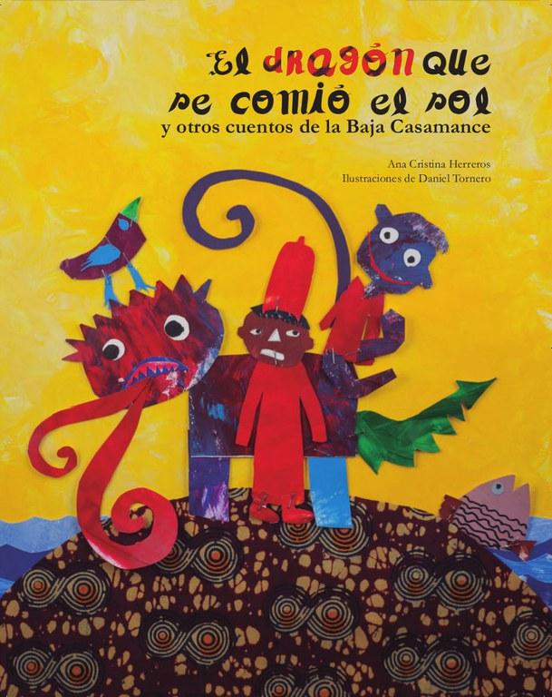 """Presentación del libro """"El dragón que se comió el sol y otros cuentos de la Baja Casamance"""""""