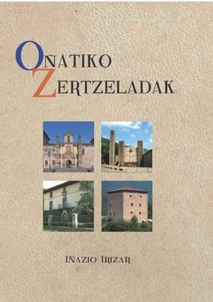 """Presentación del libro """"Oñatiko zertzeladak"""""""