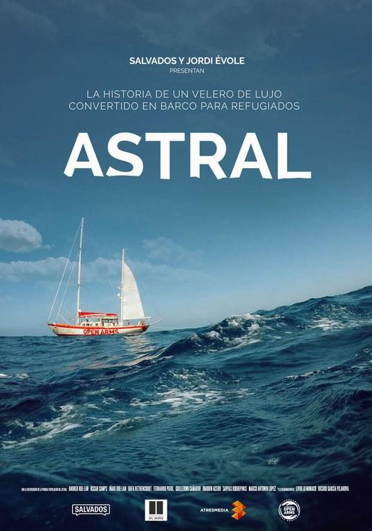 """Proyección del documental """"Astral"""""""