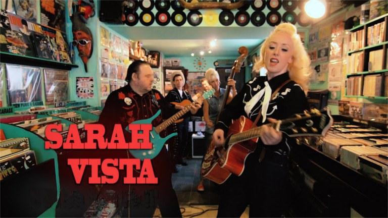 Sarah Vista en directo