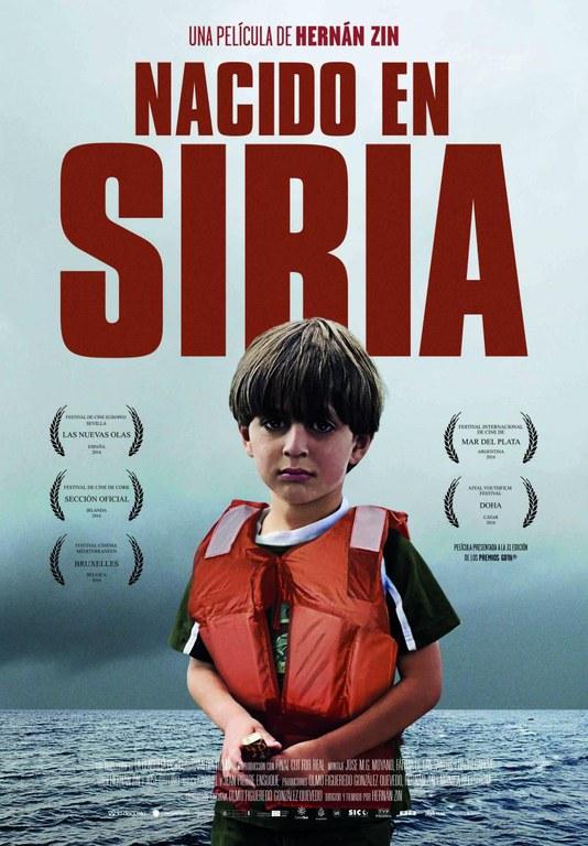 Sesión de cine-club especial: Nacido en Siria