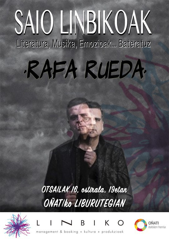 Sesión límbica con Rafa Rueda