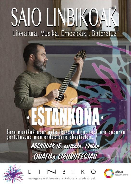 Sesión límbica con Estankona