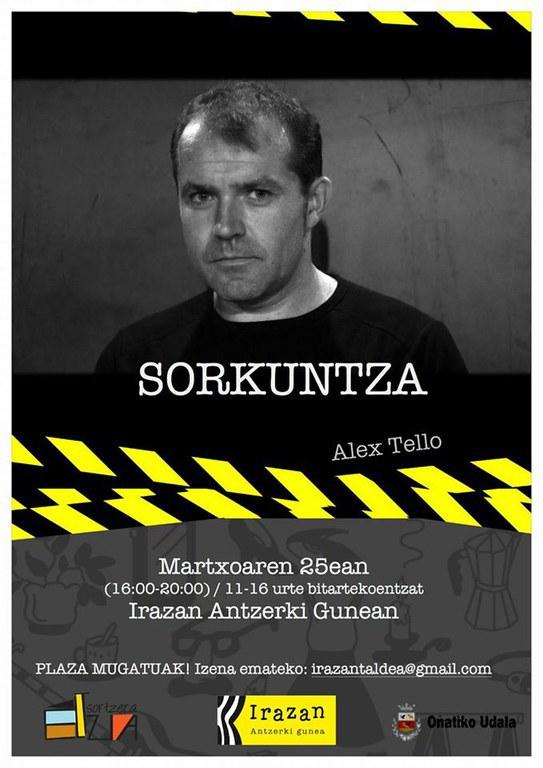 """""""Sorkuntza"""" ikastaroa"""