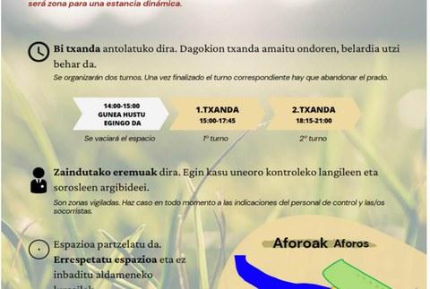 El Ayuntamiento aprueba el plan de prevención de Usako