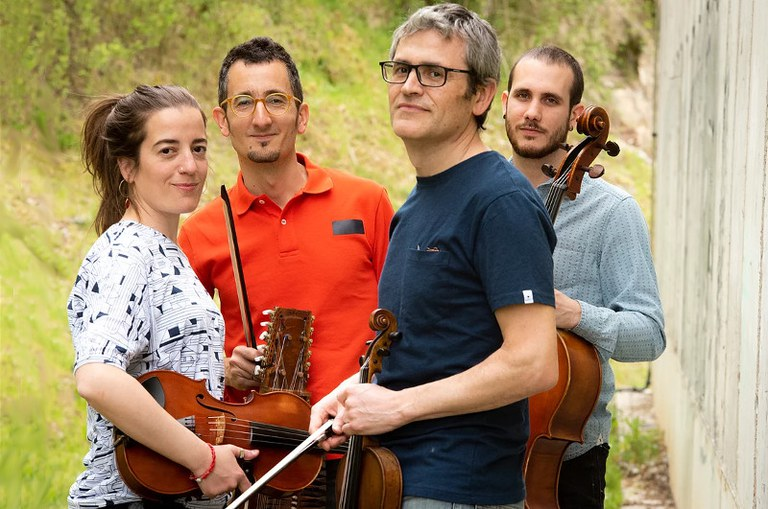 Alos Quartet zuzenean
