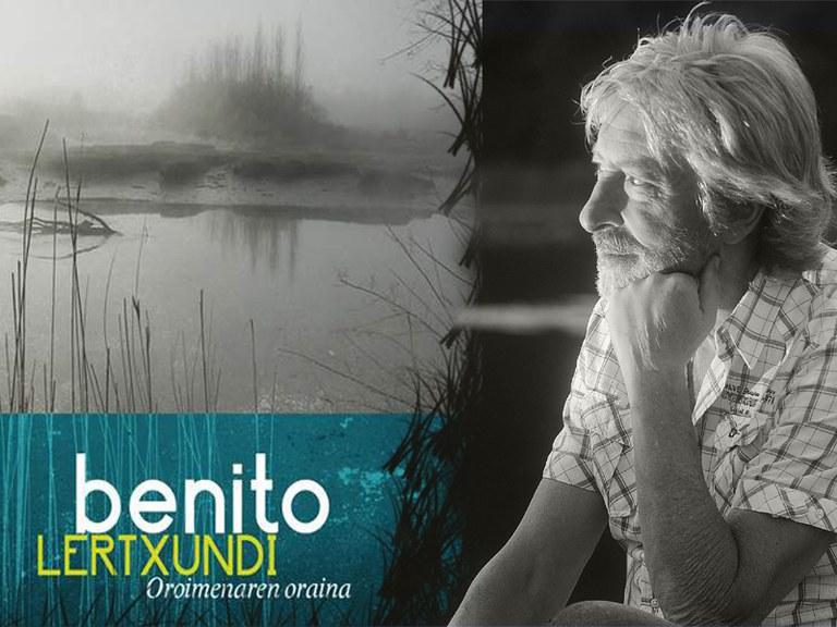 Musikegunak: Benito Lertxundi zuzenean
