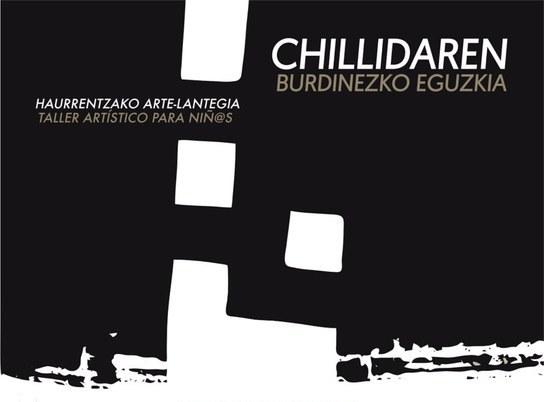 """""""Chillidaren Burdinezko Eguzkia"""" haurrentzako lantegia"""