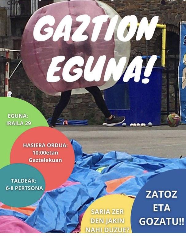 Gaztion eguna