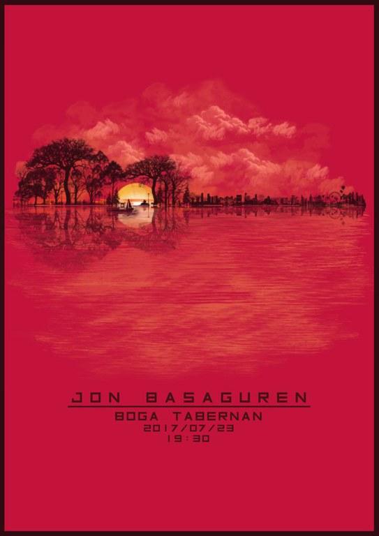 Jon Basaguren musikariaren kontzertua