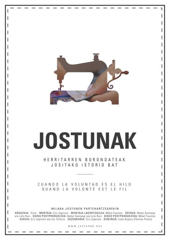 Jostunak_Gure-Esku-Dago