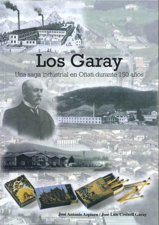 """""""Los Garay"""" liburuaren aurkezpena"""