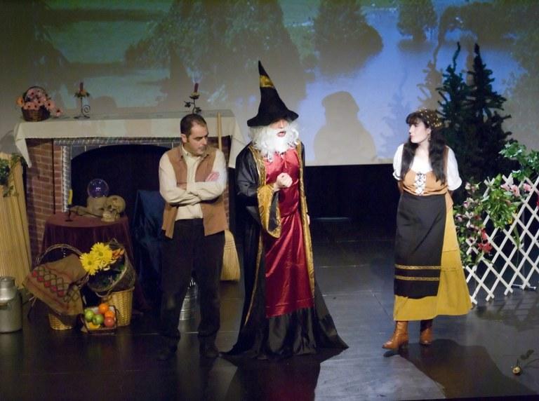 Musikegunak: Opera Divertimento