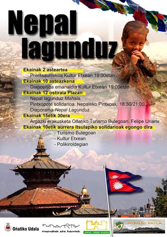 Nepal lagunduz