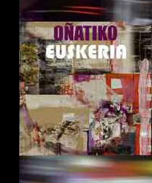 """""""Oñatiko Euskeria"""" liburuaren aurkezpena"""