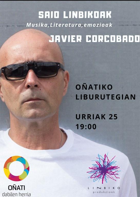 Saio linbikoak, Javier Corcobado
