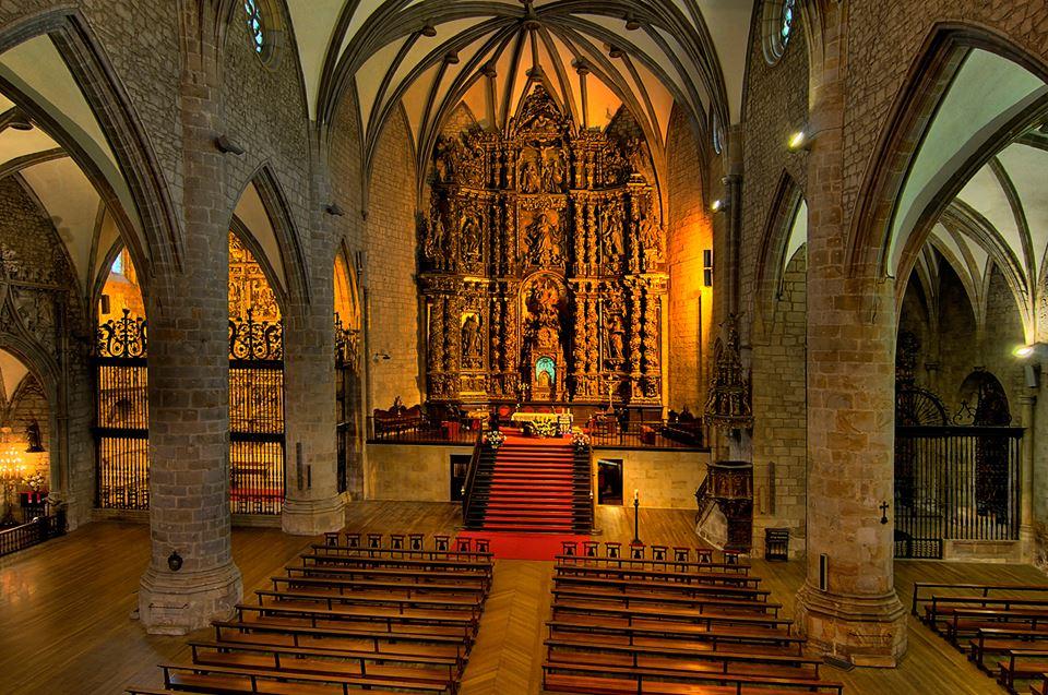 San Migel Parrokiako altare nagusai