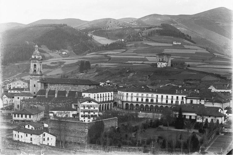 Retablo Arantzazu, Oñati